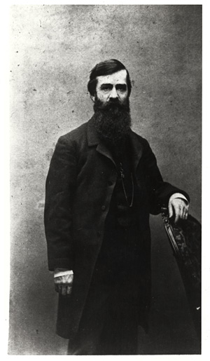 Photograph of Jervis McEntee