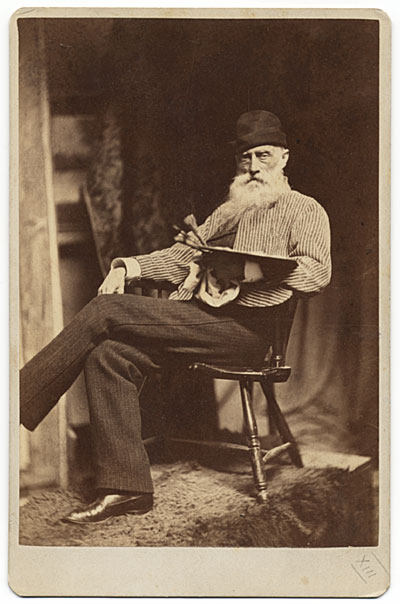 Photograph of William Morris Hunt