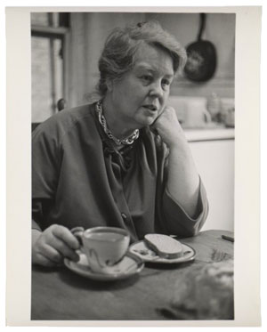 Photograph of Alice Neel
