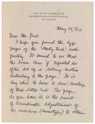 Kittredge letter to Kent