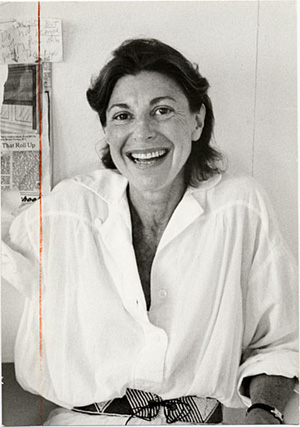 Photograph of Frankenthaler