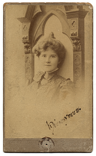 Photograph of Anna Coleman Ladd