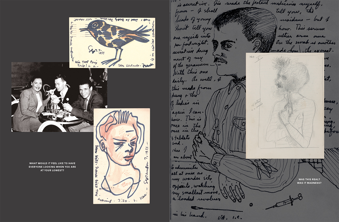 Second page spread from the Fall 2019 Archives of American Art Journal