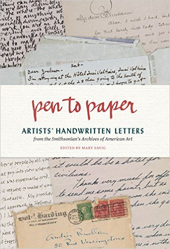 "Book cover of ""Pen to Paper"""