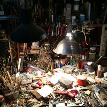 Studio of Robert Ebendorf