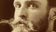 Photograph of John White Alexander