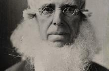 Photograph of Peter Cooper