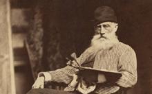 Photograph of William Morris Hunt